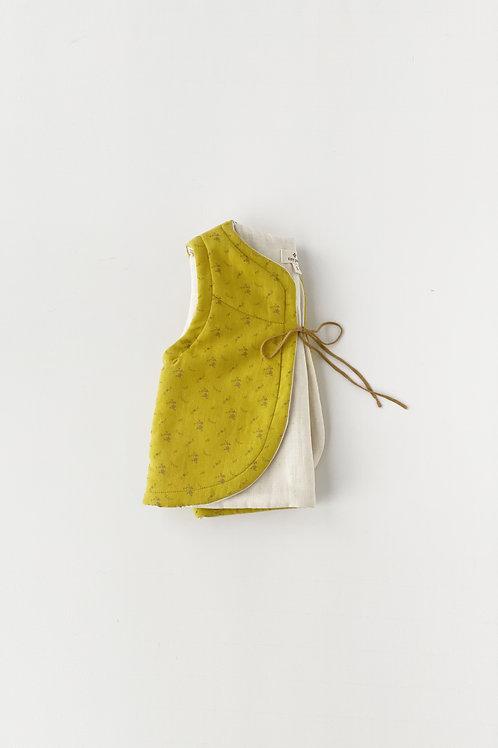 Fiona Vest Buttercup