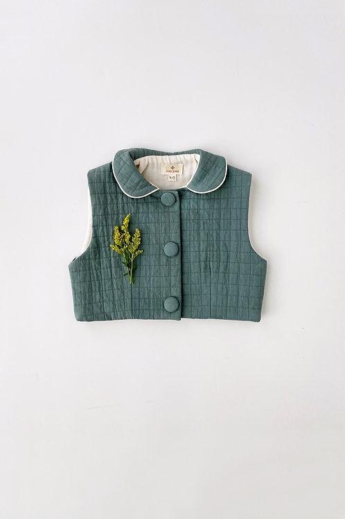Gigi Vest, Spruce