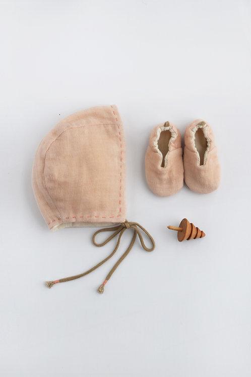 Rumi Newborn Set Apricot
