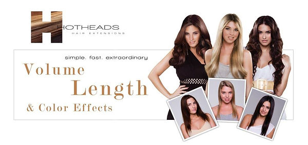 hair extensions hotheads