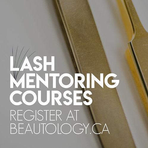 Lash Mentoring Course