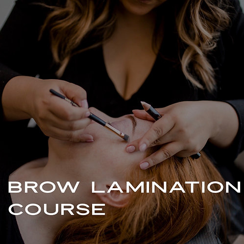 June 20th, 2021 - Brow Lamination Course