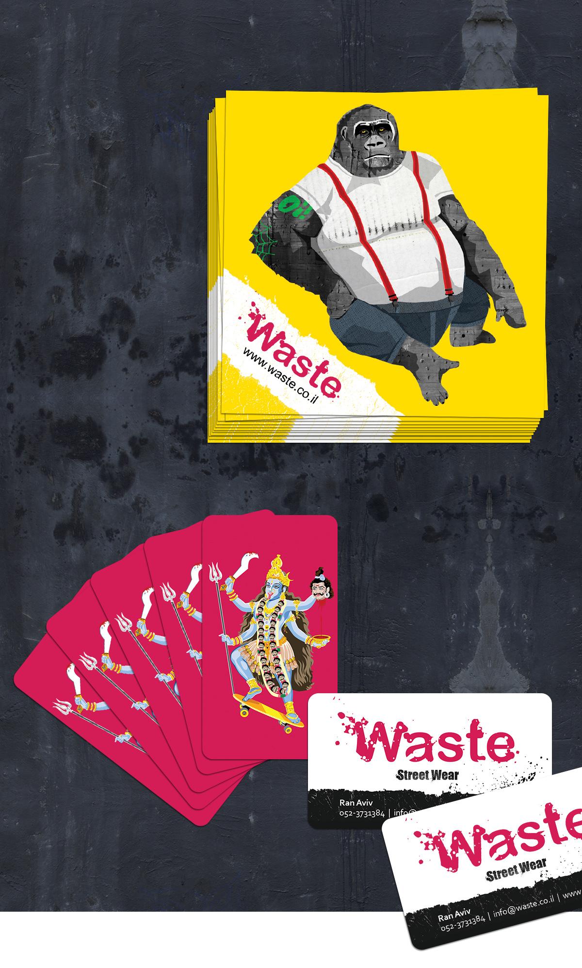 waste-stickers