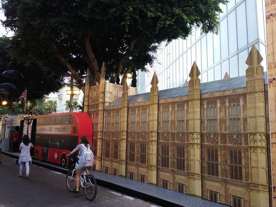 nespresso london ran aviv