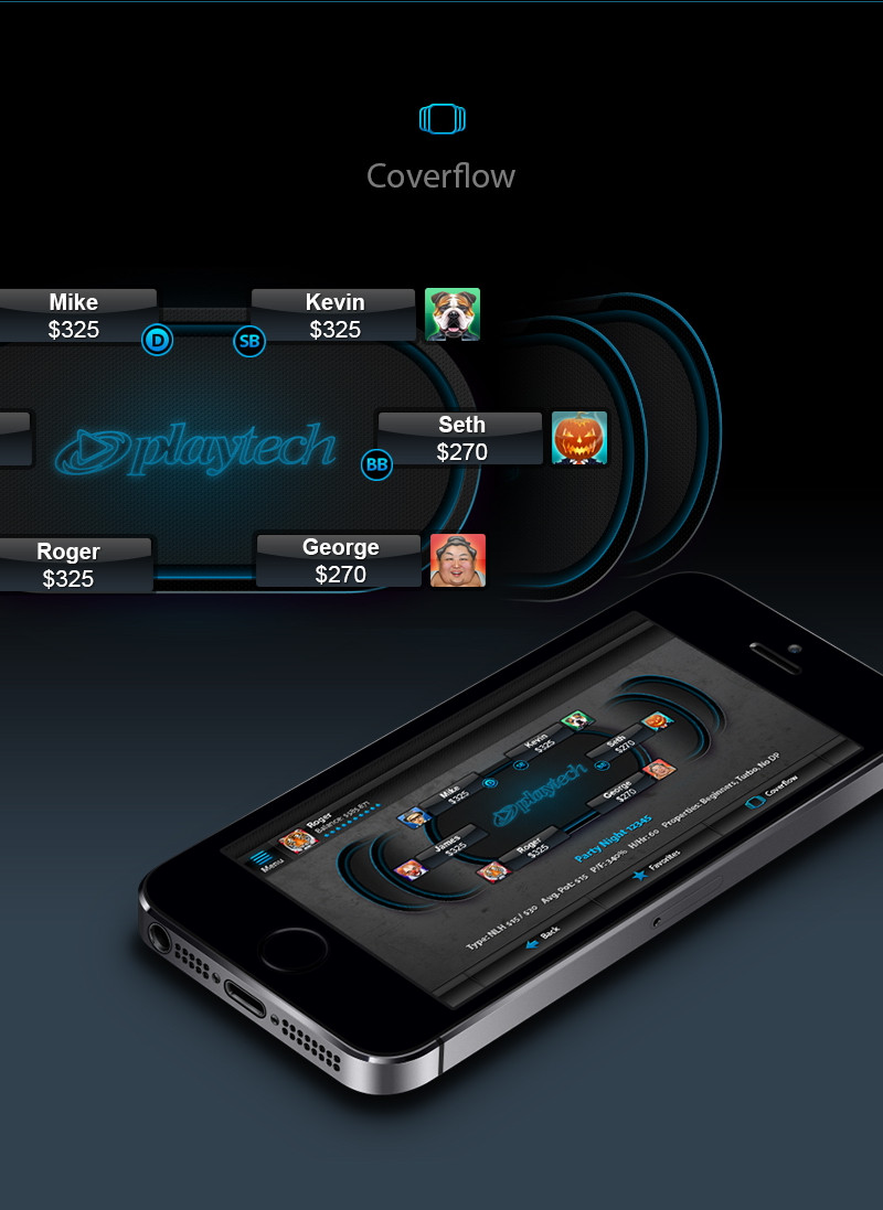 Poker for iPhone