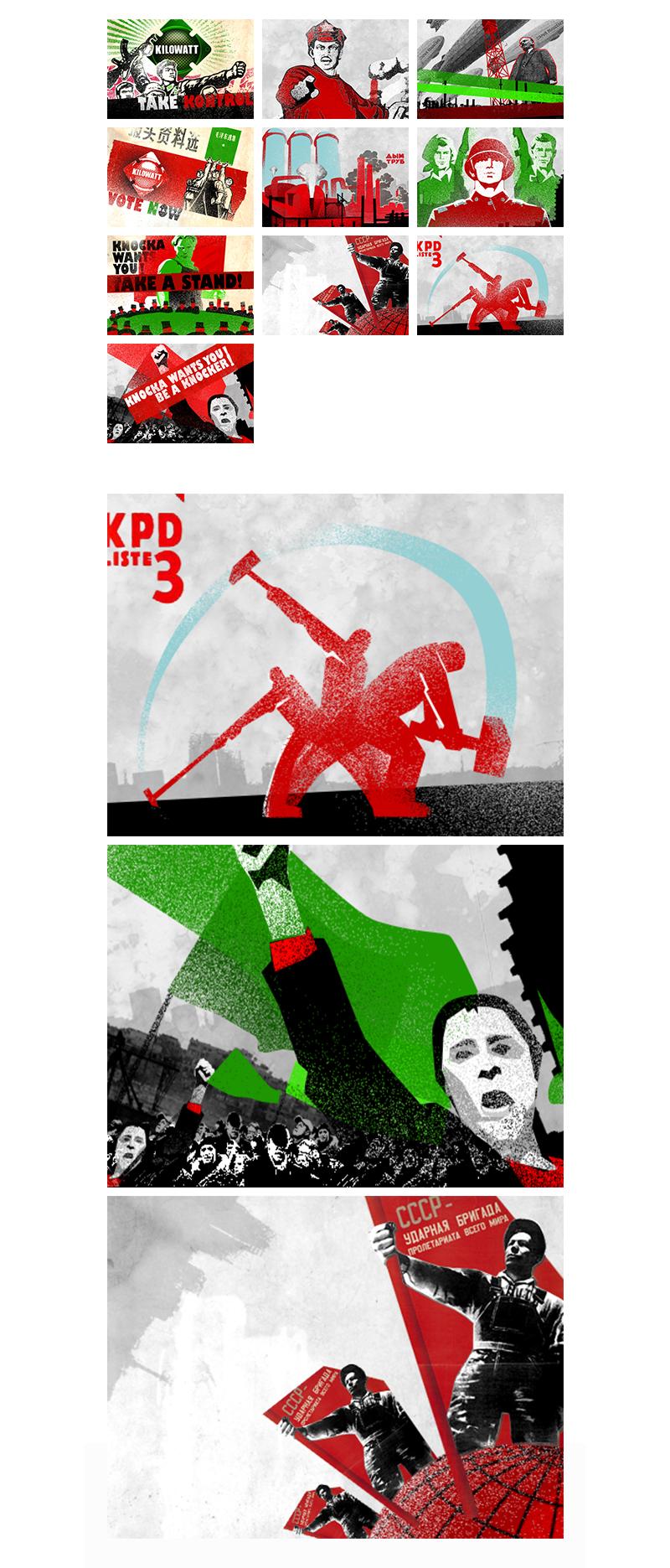 communism creative