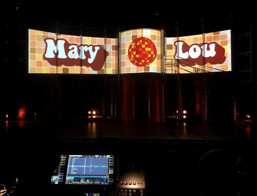 Mary Lou Video Art