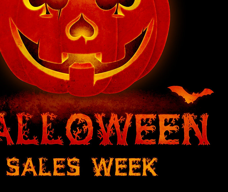 ranaviv | Halloween Sales Week