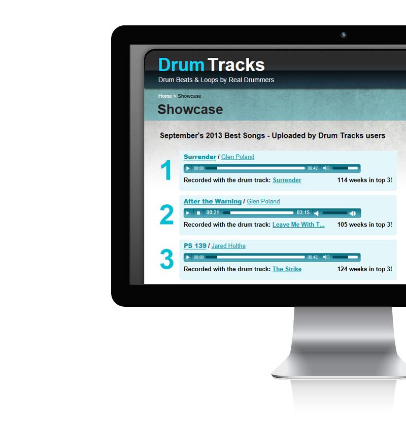 drum tracks 01