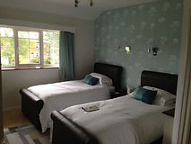 Silverstone Guest House Stowe room