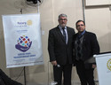 Prefeito Azeredo anuncia terreno para construção da Sede do Rotary Club