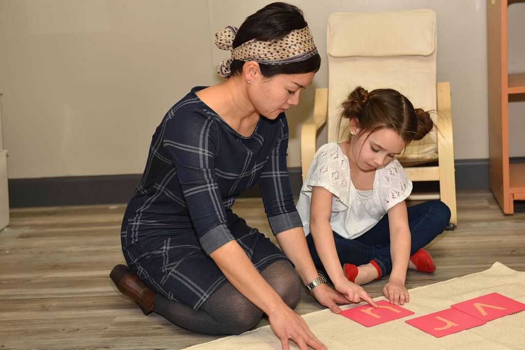 Bluebird Montessori Tour