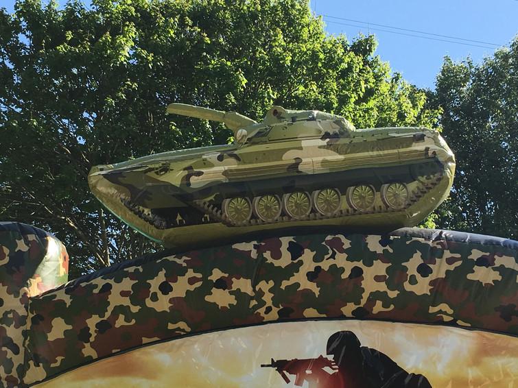 Tank Combo