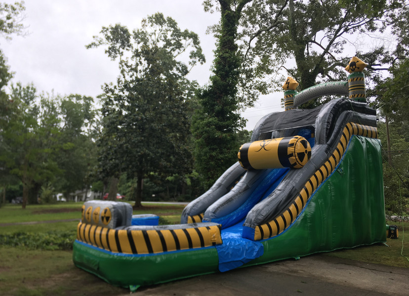 Fallout Water Slide