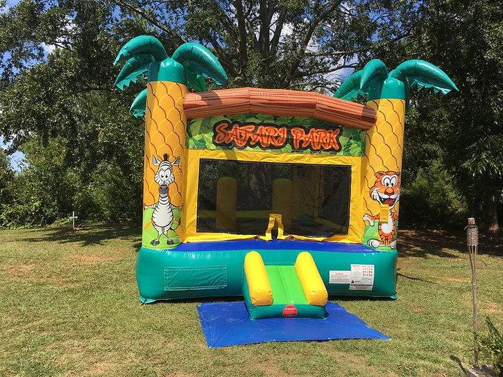 Safari Bounce House