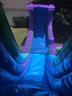 Half Pike Inflatable Slide