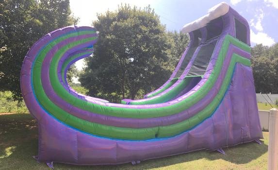 Half Pike Inflatable Water Slide