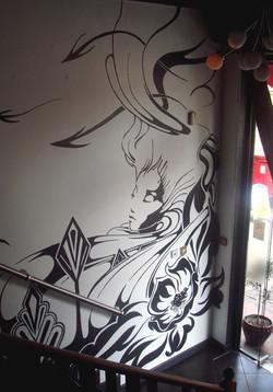 Ladybird Bar Interior