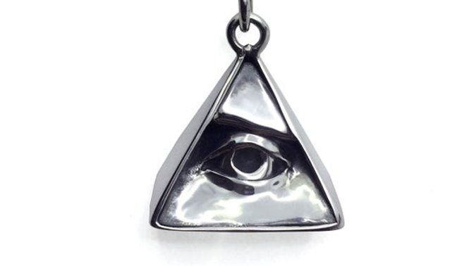 All Seeing Eye Pendant