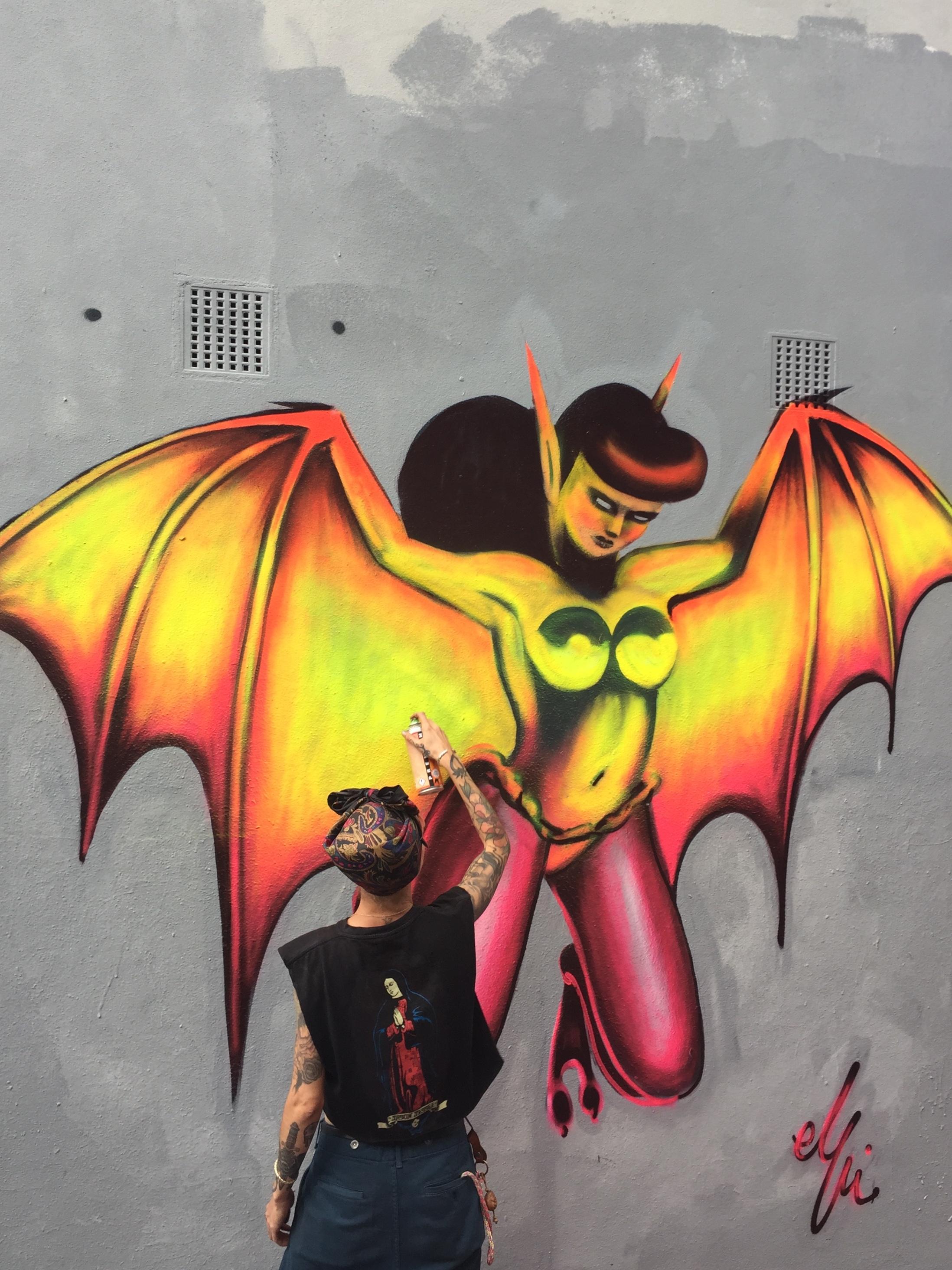 Bat Hybrid