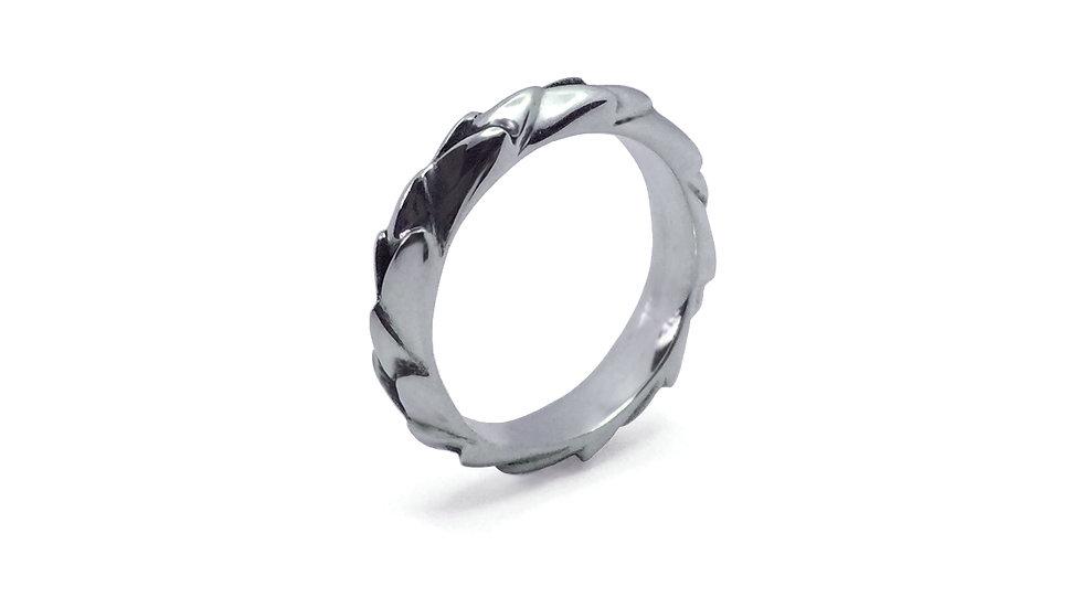 Skinny Ouroboros Ring