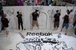 Reebok X Secret Wars