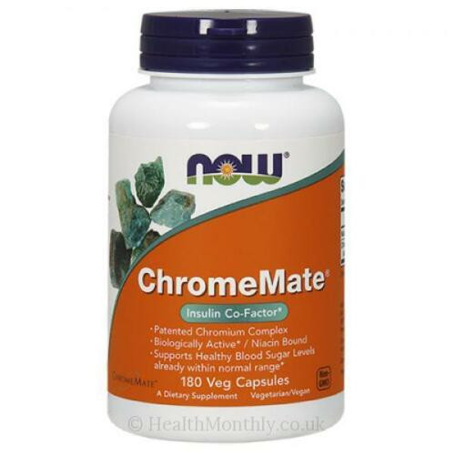 Niacin Bound Chromium