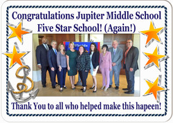 JMS Once Again 5 Star School 2019