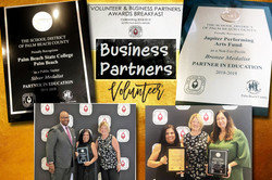 Business Partner Win Awards!