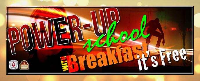 Free Breakfast at JMS