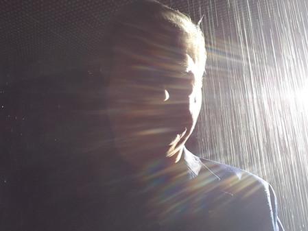 LACMA Rain Room  Nov -2016