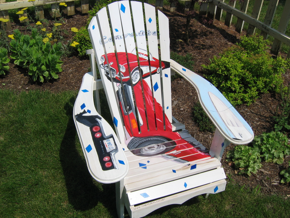 0 - CORVETTE CHAIR