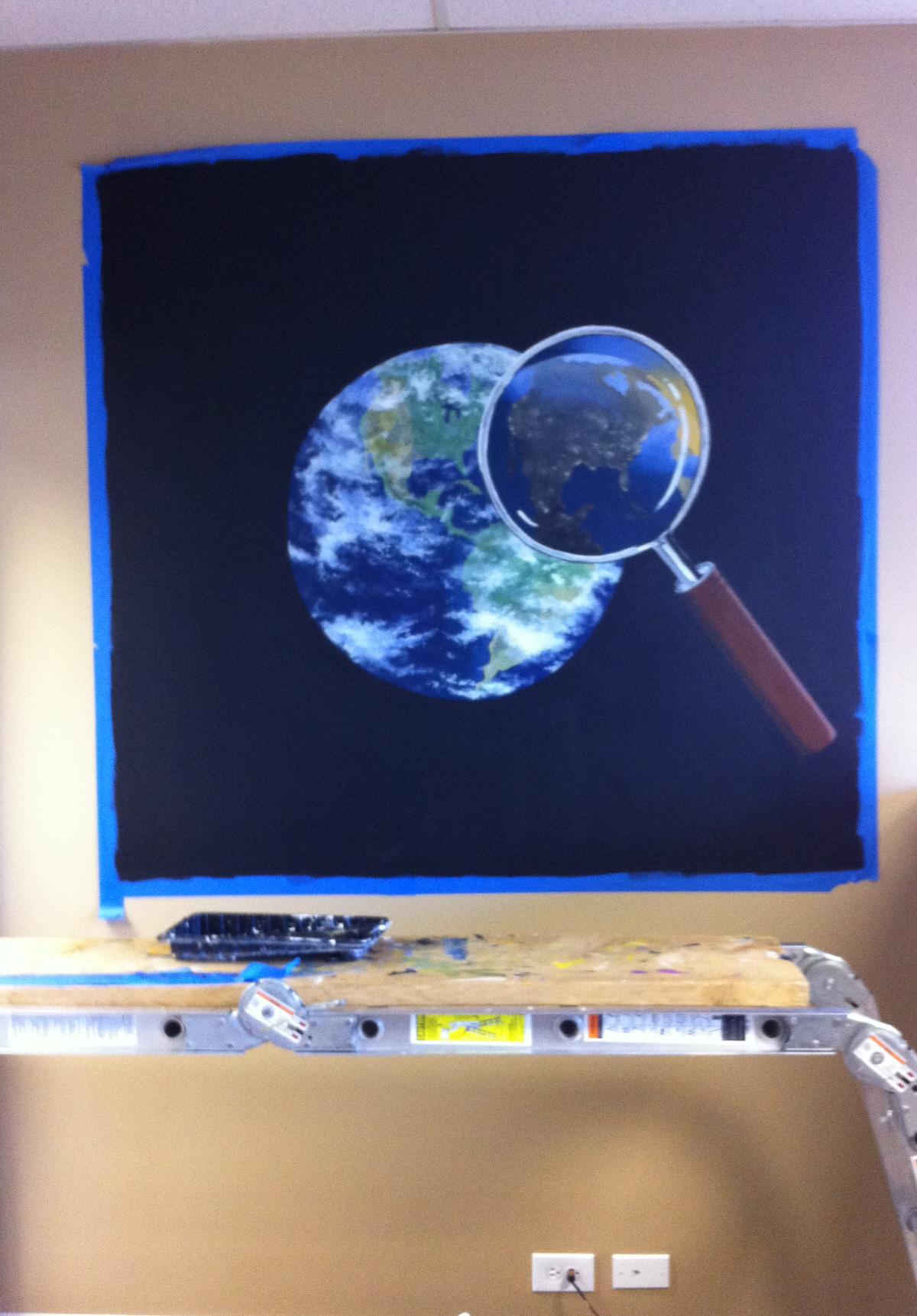 1 - EARTH LENS