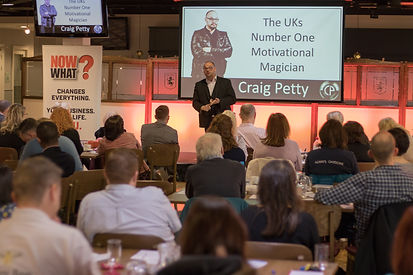 motivation speaker West Midlands, motivational magician West Midlands, corporate speaker West Midlands, Motivational Speaker West Midlands