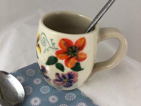 Flower Petit Mug
