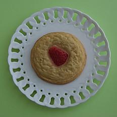 Strawberry Lemonade Cookie