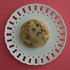 Nutty Chocolate Chip Cookie
