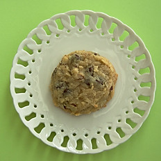 Coco-Choco Almond Cookie