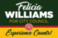 Campaign Logo - Fellicia Williams - FINA