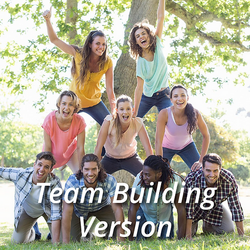 Team Building Group Event - 3 Teams (Up to 30 players)