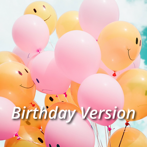 Birthday Version Group Event - 5 Player Package