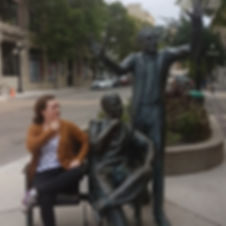 Players hunt for supplies in the Winnipeg Zombie Scavengers