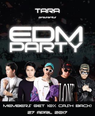 Tarawdee EDM Party