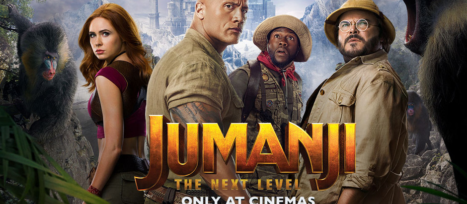 Film Review: Jumanji: The Next Level