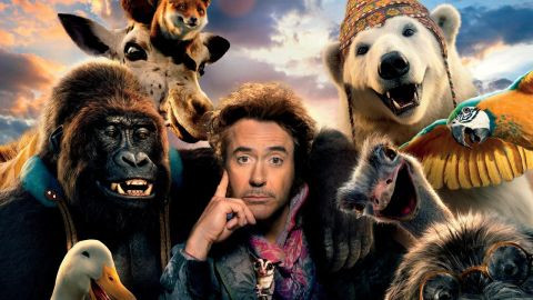 Film Review: Dolittle