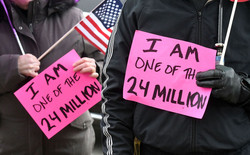 I am one of the 24 Million.