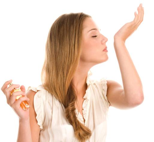 Moleküler  Parfüm bilimi