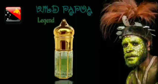 Wild Papua Green Agarwood platinum v2
