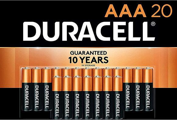 Baterías AAA - (1pcs)