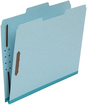 Press board folder